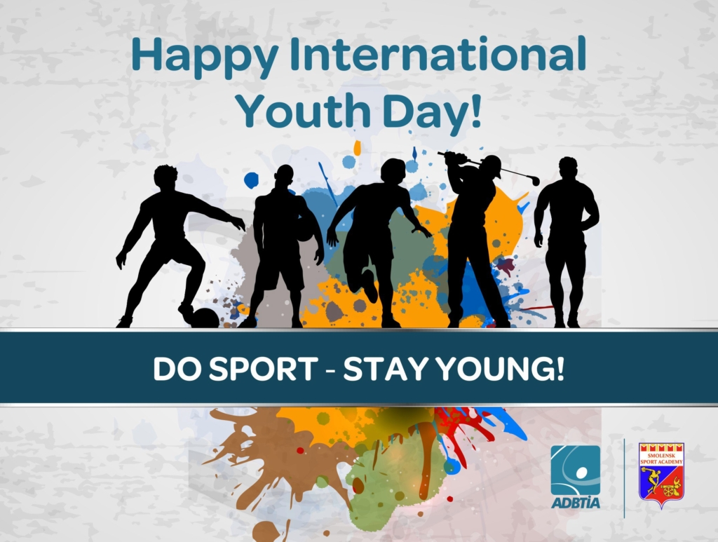 do sport stay young